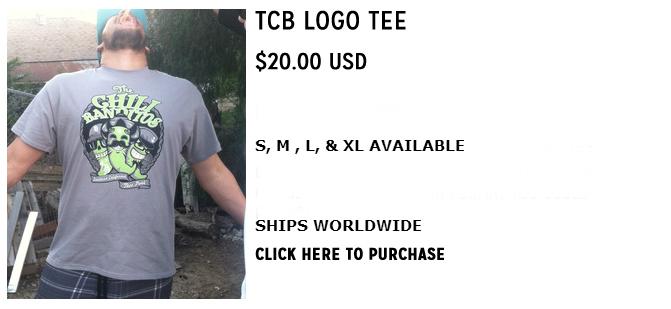 TCB LOGO TEE